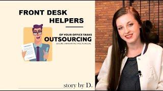 Front Desk Helpers - Video - 2