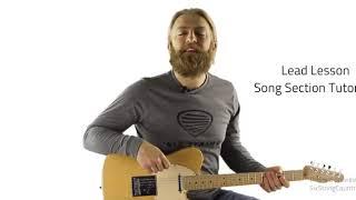 Watermelon Crawl Guitar Lesson - Tracy Byrd