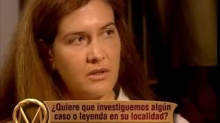 Misterium Ochate el pueblo maldito Entrevista a Margarita Torres