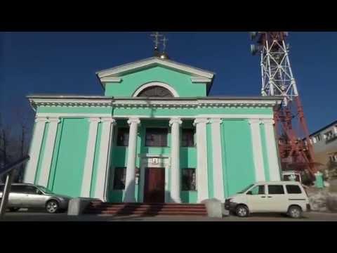 Богослужение в баптистской церкви видео