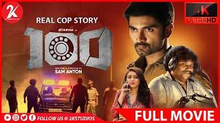 100   Tamil Full Movie   Atharvaa   Hansika Motwani   (English Subtitles)