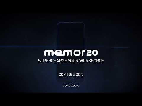 Datalogic MEMOR™ 20 (teaser)