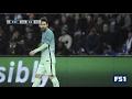 Messi vs PSG Away