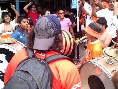 """""""La Fusión Jaguares vs Reales (san luis)"""" Barra: La Fusión • Club: Jaguares"""