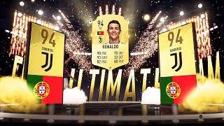 FIFA 19 | PACK OPENING ANIMATION !!! EVOLUTION ! + 4 TOTS EN 1 PACK !