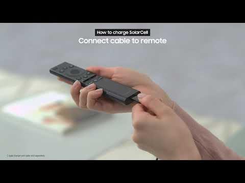Samsung Television QE55QN94AATXXU - Grey / Silver Video 2