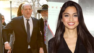 Model Says 'I'm Shy' to Weinstein in New Audio Released