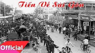 [Karaoke HD] Tiến Về Sài Gòn - Nhạc Cách Mạng Karaoke