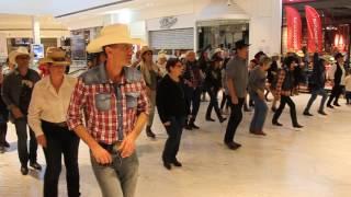 LES ACADIENS (Country Line dance)