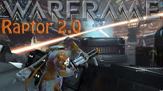 Warframe - Raptor 2.0 Boss Fight (explained)
