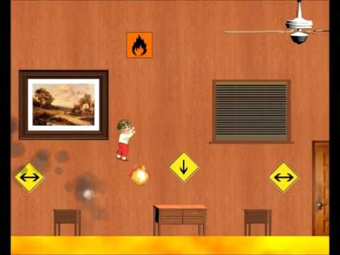 The Floor Is Lava! game development 11-17-2012