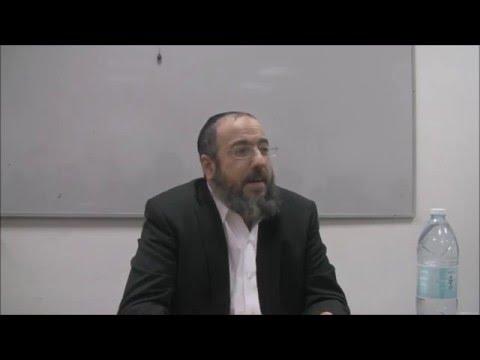 Matan Torah: Le don de la Torah par Rav Moché Tapiero