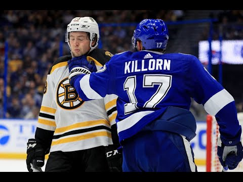 Reviewing Lightning vs Bruins and Avalanche vs Stars Round Robin Games