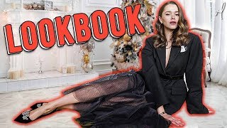 HOLIDAY LOOKBOOK 2019 | New Years & Christmas Party Outfits
