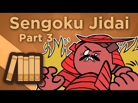 Warring States Japan: Sengoku Jidai - Warrior Monks of Hongan-ji and Hiei - Extra History - #3