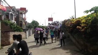 preview picture of video 'Đón tiếp khách mời_P1_ĐHTT_SVHH_2011'