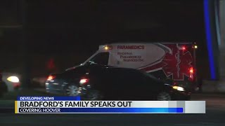 Hoover expresses sympathy for Bradford family