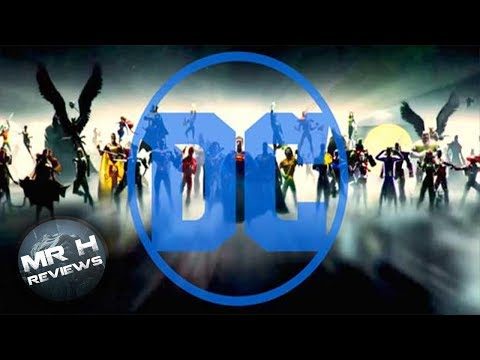 Warner Bros Reveals UPDATED DC Film Slate