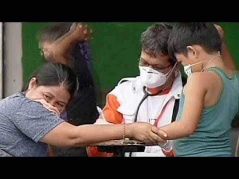 Διεθνής κινητοποίηση για βοήθεια προς τις Φιλιππίνες