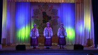"""""""Накуй Мені, Зозуленька"""" Аматорське вокальне тріо """"Мрія"""""""