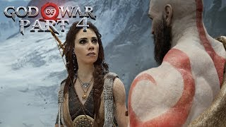 God of War - Part 4 - THE WITCH IS BACK (Let's Play / Walkthrough / PS4 Pro Gameplay)
