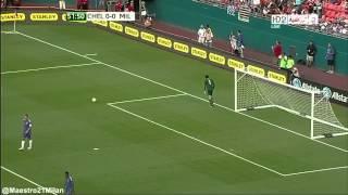 Highlights AC Milan 1-0 Chelsea 28-07-2012