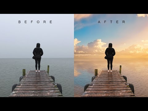 How to Change Overcast Photos into Awesome in Photoshop