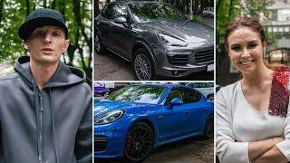В семье Павла Воли и Ляйсан Утяшевой два Porsche - Cayenne и Panamera