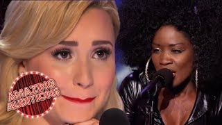 You Wont BELIEVE The Age Of This X Factor Contestant | Amazing Auditions