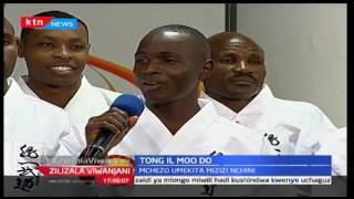 Kikosi cha Kenya cha Tong Il Moo Do yaelekea Hong Kong baada ya kufuzu mchuano wa Mombasa Open
