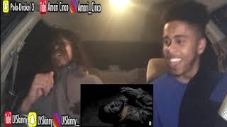 J.I.D Ft. J. Cole   Off Deez  (Reaction Video)