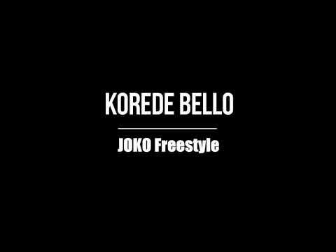 Korede Bello - JOKO Freestyle Challenge