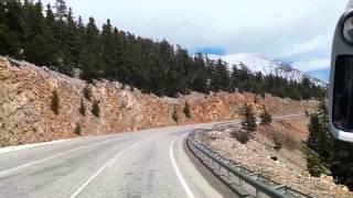 Горы между Анталии и Коньей