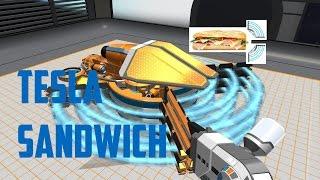 Robocraft: Tesla-Sandwich Tutorial#1