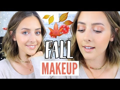 Everyday Fall Makeup Tutorial | Cruelty Free!