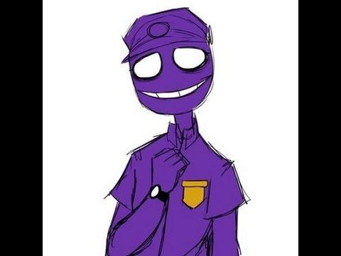 Purple Guy Scream [FNAF3]