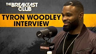 Tyron Woodley On Training Floyd Mayweather Jr, Growing Up In Ferguson + More