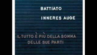Franco Battiato - Inneres Auge