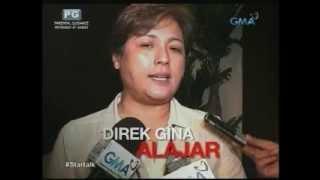 Startalk: Gina Alajar, nagsalita sa break-up ng anak na si Geoff kay Carla Abellana