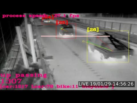 Jetson Xavier Autonomous Driving with Project Redtail - смотреть