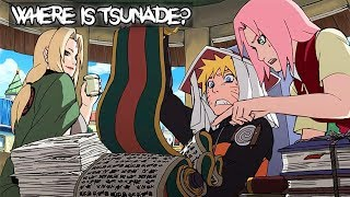 Why Tsunade Senju is NOT In Boruto