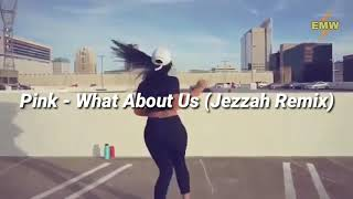 Pink   What About Us (Jezzah Remix) Shuffle Dance Video