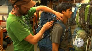 How To: Proper Backpack Fit