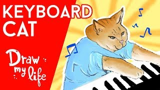 Keyboard Cat nos dijo adiós después de convertirse en el gato más famosos de Internet. ¿Quieres conocer su historia? Te la contamos en Draw My Life en Español.  Suscríbete para más vídeos: http://bit.ly/1M7U2rH  ☟ ¡SÍGUENOS AQUÍ! ☟  ☛ Facebook: http://on.fb.me/1RVN08o ☛ Twitter: http://bit.ly/1ZWPVmi ☛ Instagram: http://bit.ly/23Ul9ws   Producido por 2btube To license this video contact dml@2btalent.com  Y si te gusta el fútbol suscríbete a CAMPEONES: http://bit.ly/1zVZfXc