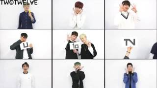 [ENGSUB] UP10TION U10TV ep46 - Attention M_V Filming Site Behind Story 1