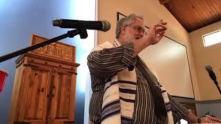 Shabbat Sermon - July 21 2018