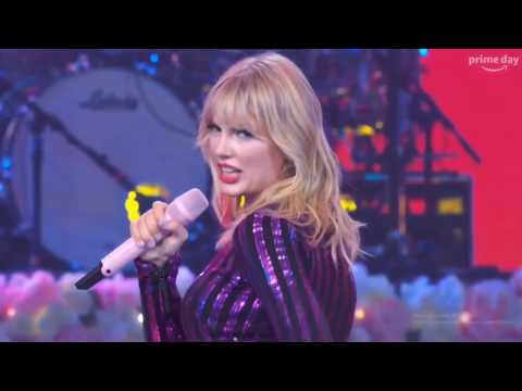 Taylor Swift   You Need To Calm Down Live At Prime Day Concert