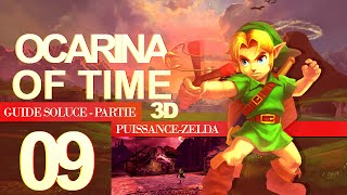 Soluce de Ocarina of Time 3D — Partie 09