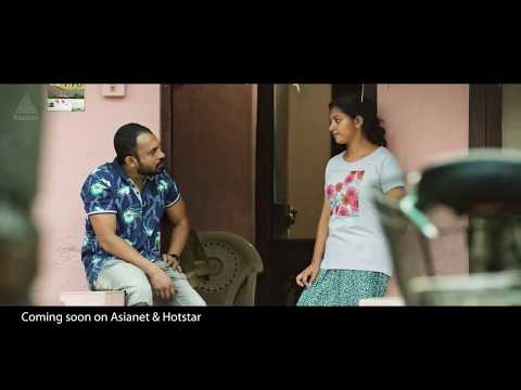 Soubin shahir latest love scene
