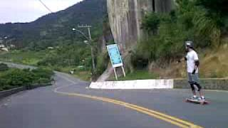 RIOT 77  downhill@interpraias w/ carving